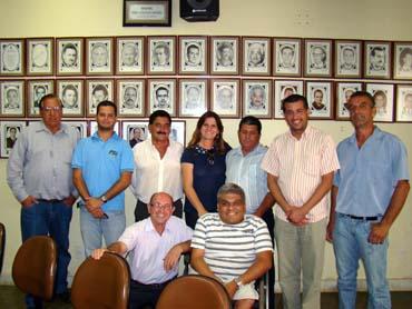 reuniao posse vereadores 27-11-2012