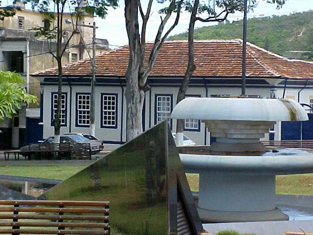 Fonte Luminosa da Praca Sao Vicente Ferrer em Form